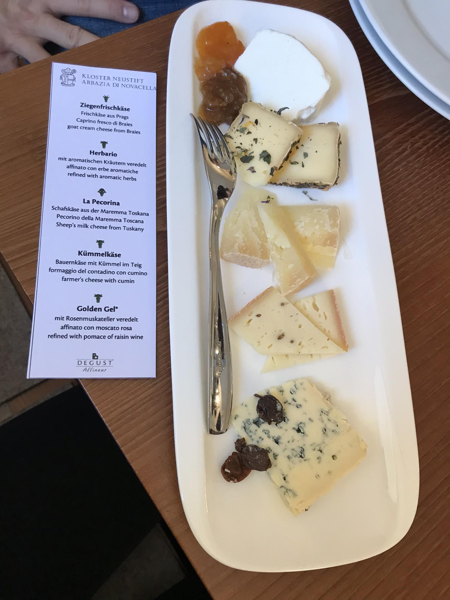 Bressanone formaggi novacella