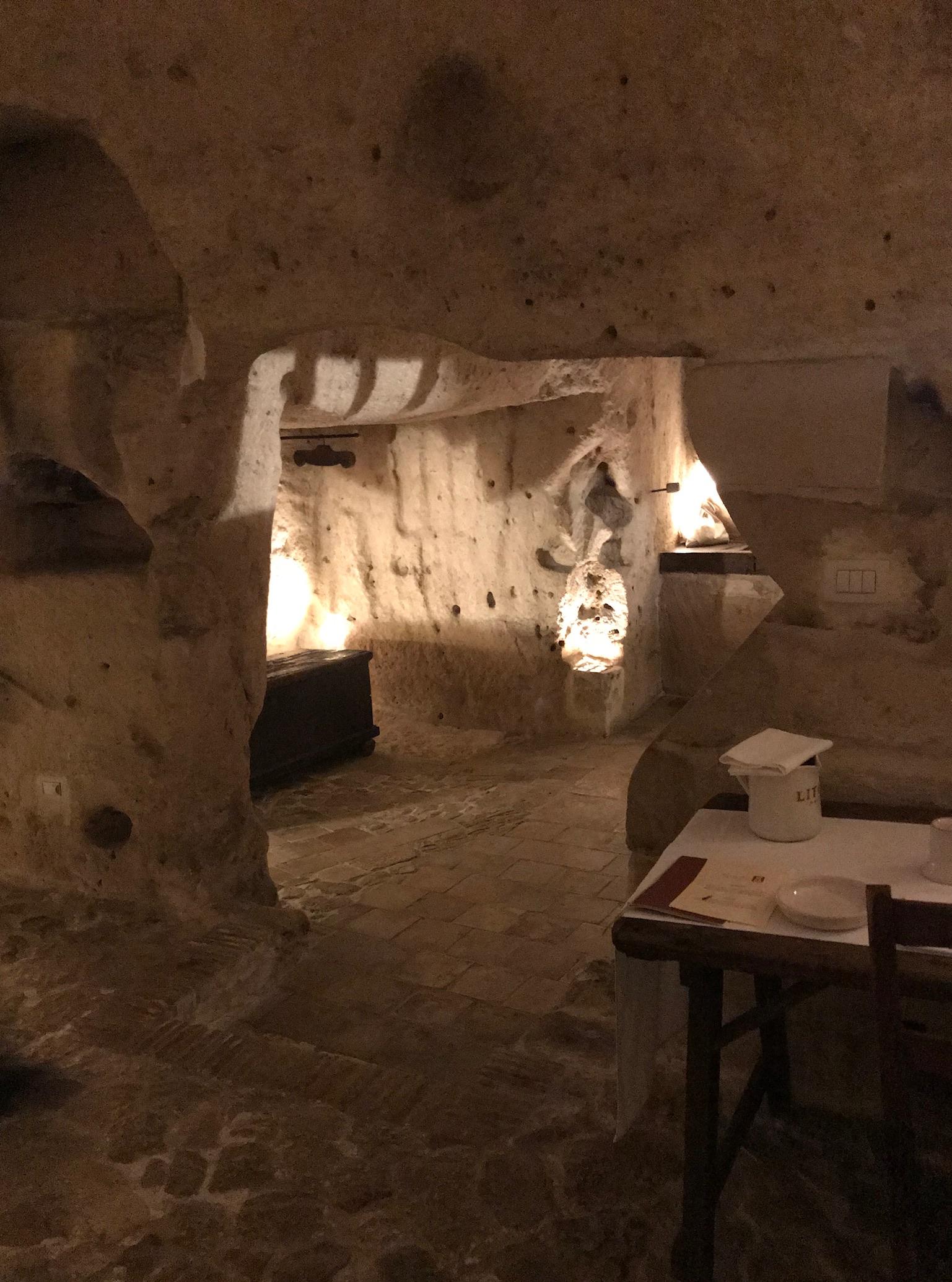 Matera grotte
